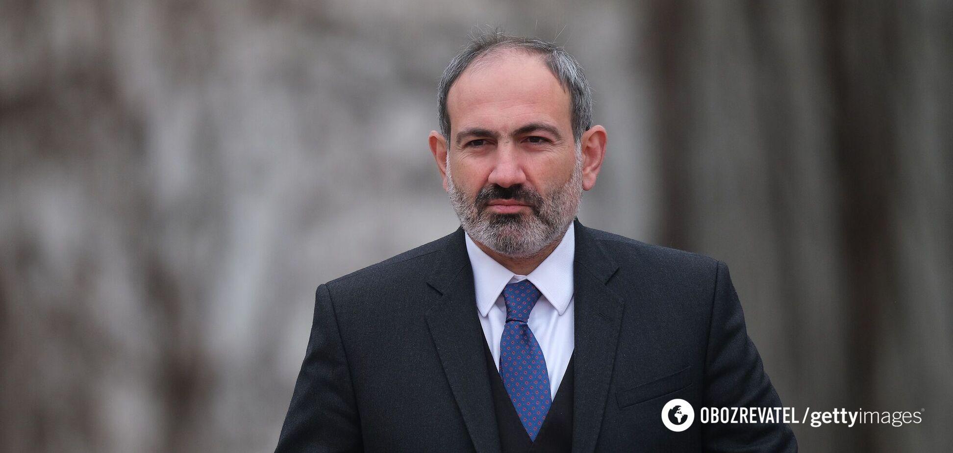 Пашинян уточнив, коли він залишить посаду прем'єра Вірменії