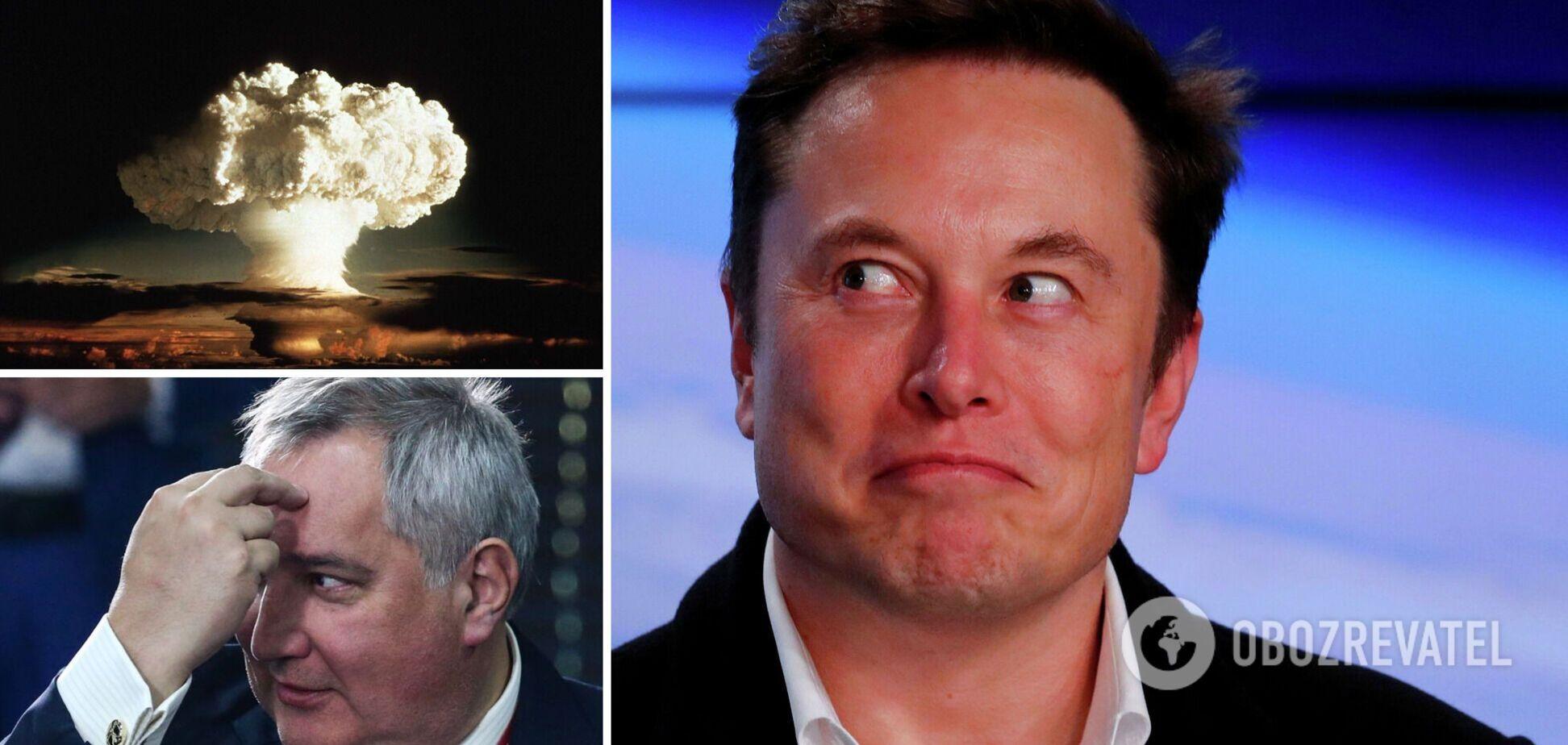 У Росії злякалися ідеї Маска про ядерне бомбардування Марса