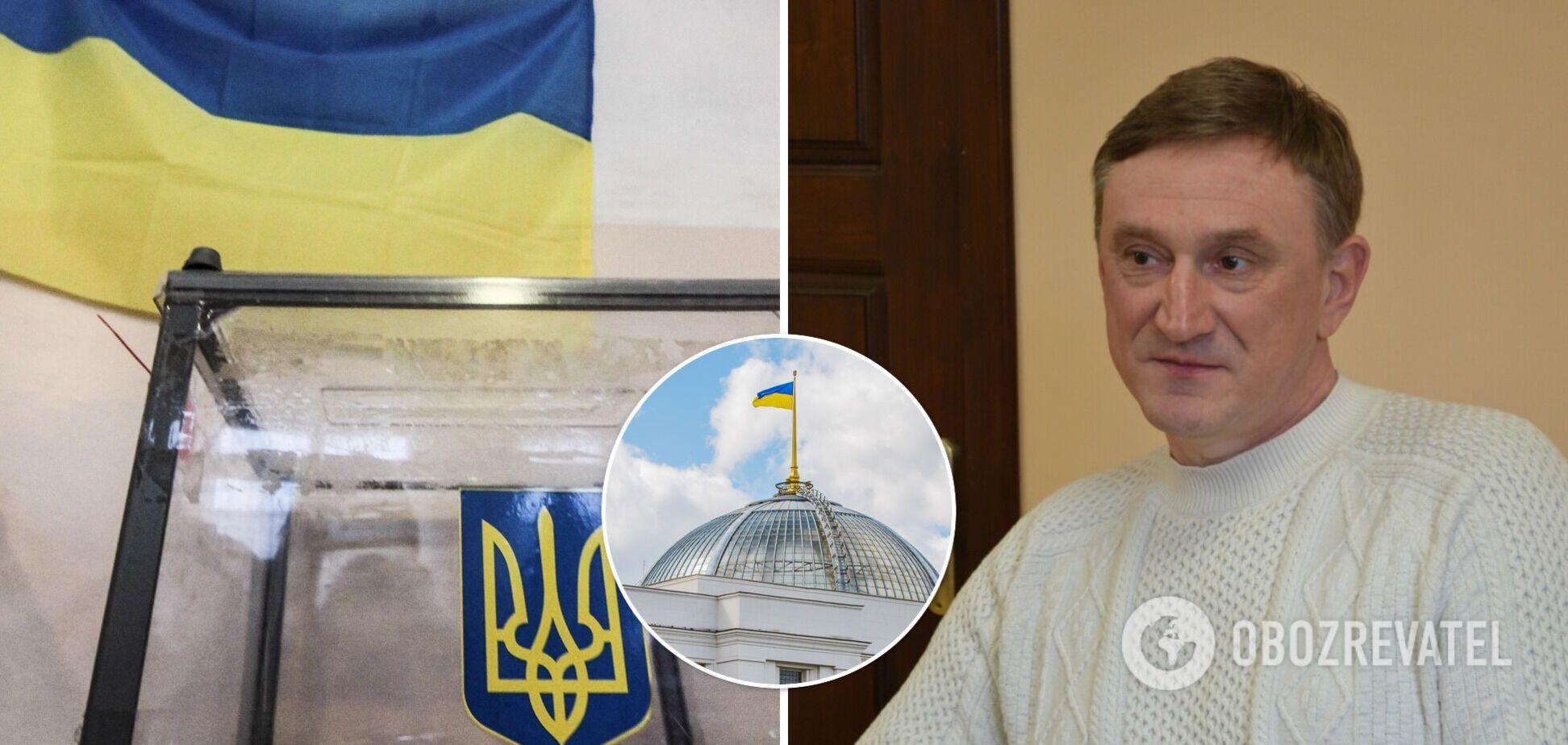 Аксенов победил на довыборах в Раду на Донетчине – данные ЦИК