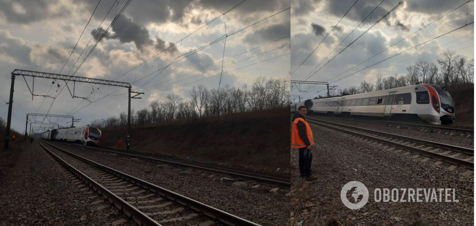 Крушение поезда Интерсити: настоящих виновных так и не наказали