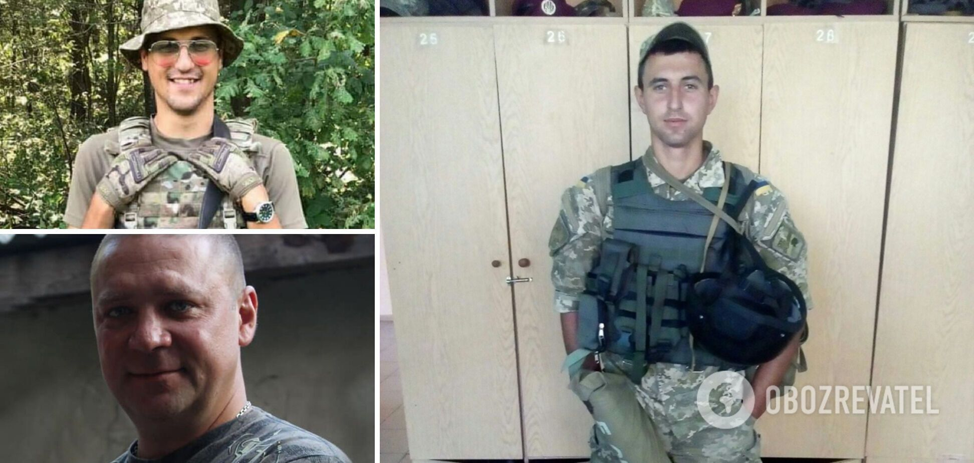 Отдали жизнь за Украину: что известно о четверых бойцах, которые погибли под Шумами
