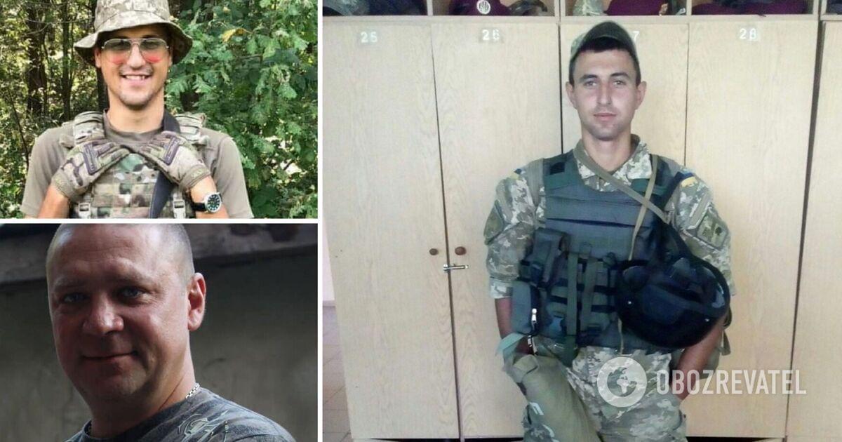 На Донбасі під Шумами загинули четверо бійців ЗСУ: ким вони були і як жили  до війни