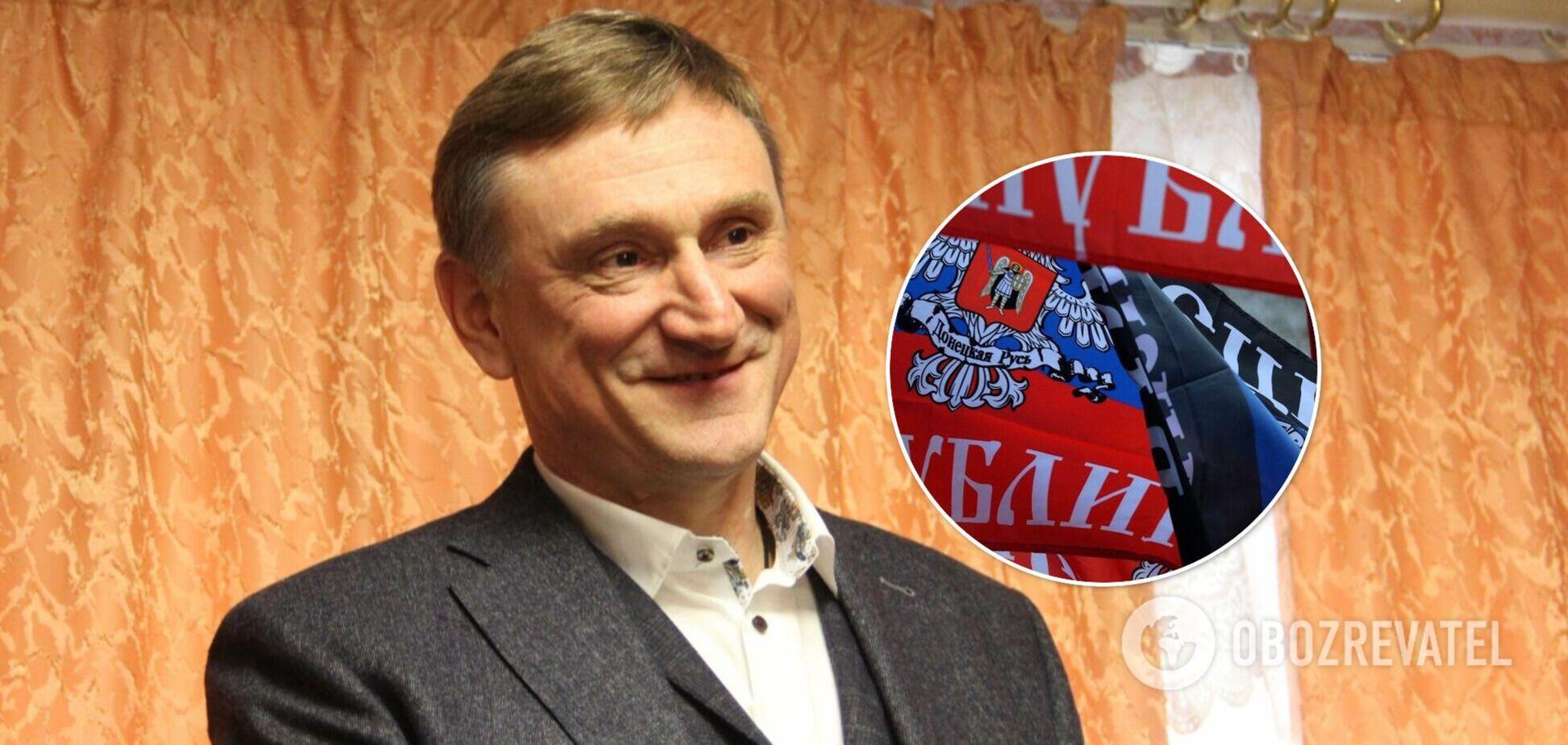Аксьонов, який проходить в Раду після довиборів, організовував 'референдум ДНР' і має паспорт РФ, – Казанський