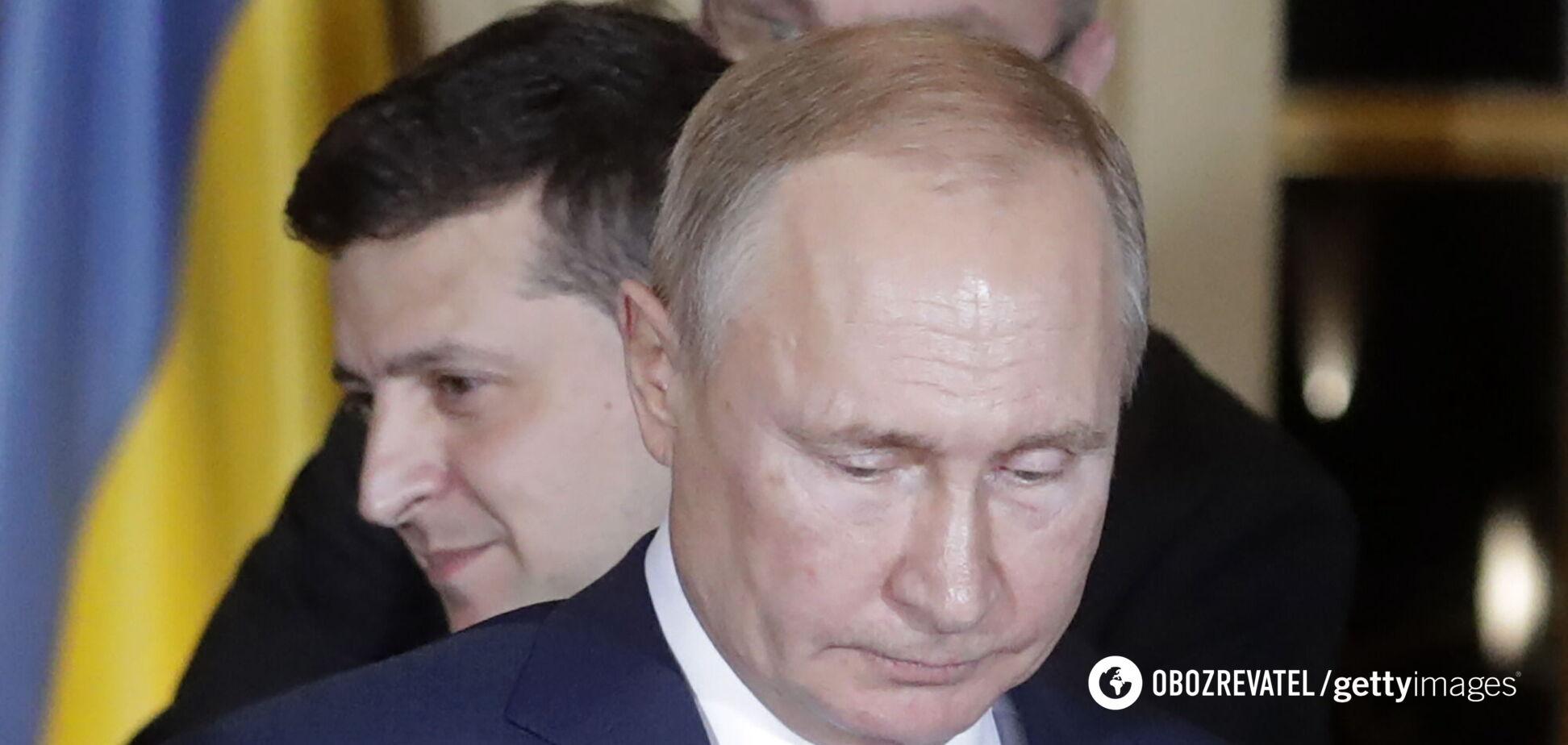 В Кремле ответили на возможный разговор Путина и Зеленского