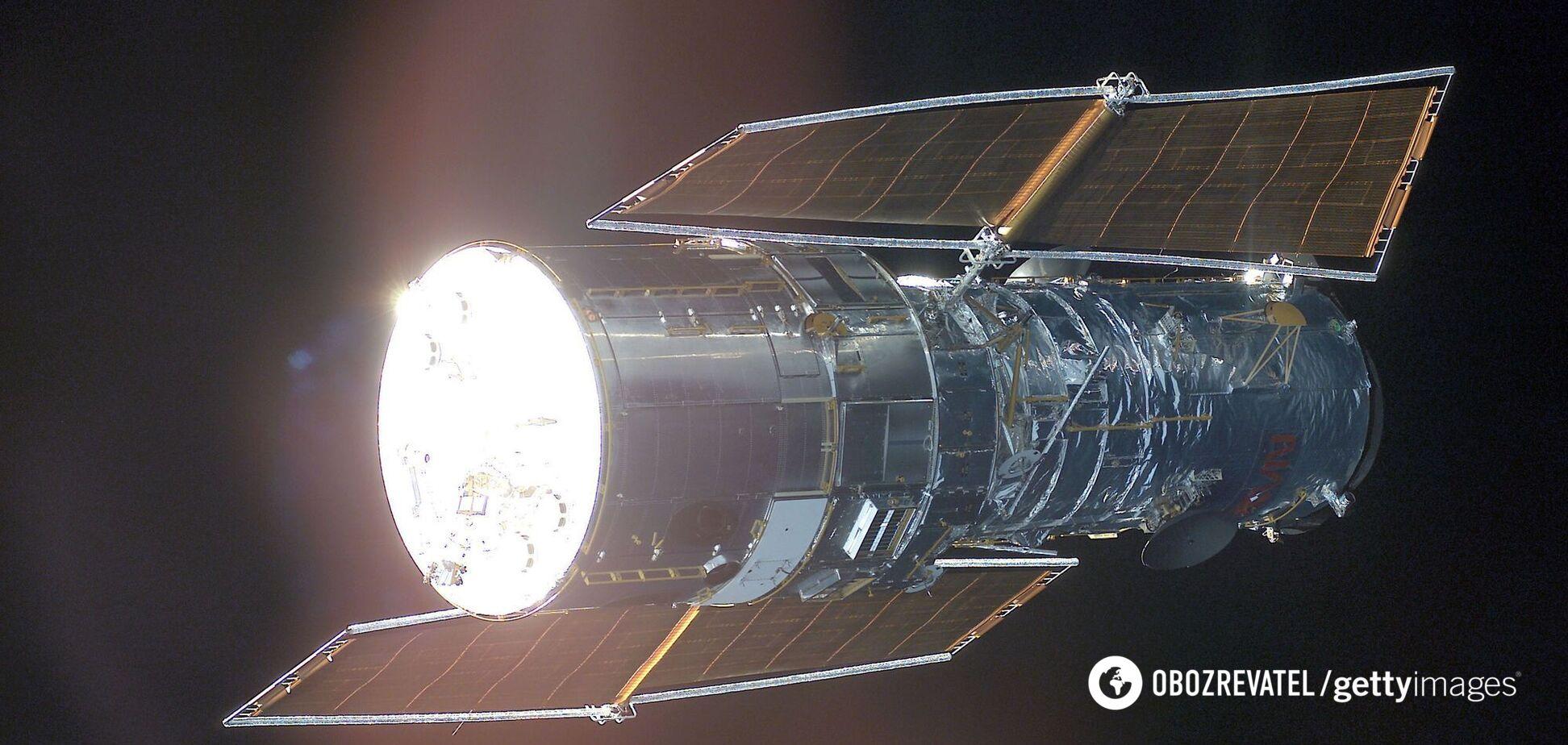 Hubble зробив фото туманності після вибуху наднової зірки