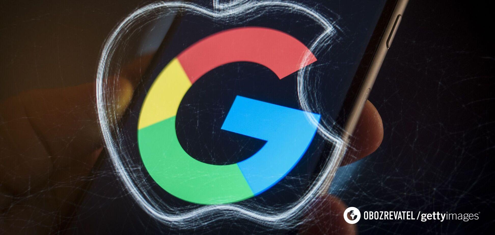 Эксперт выяснил, как Apple и Google следят за пользователями