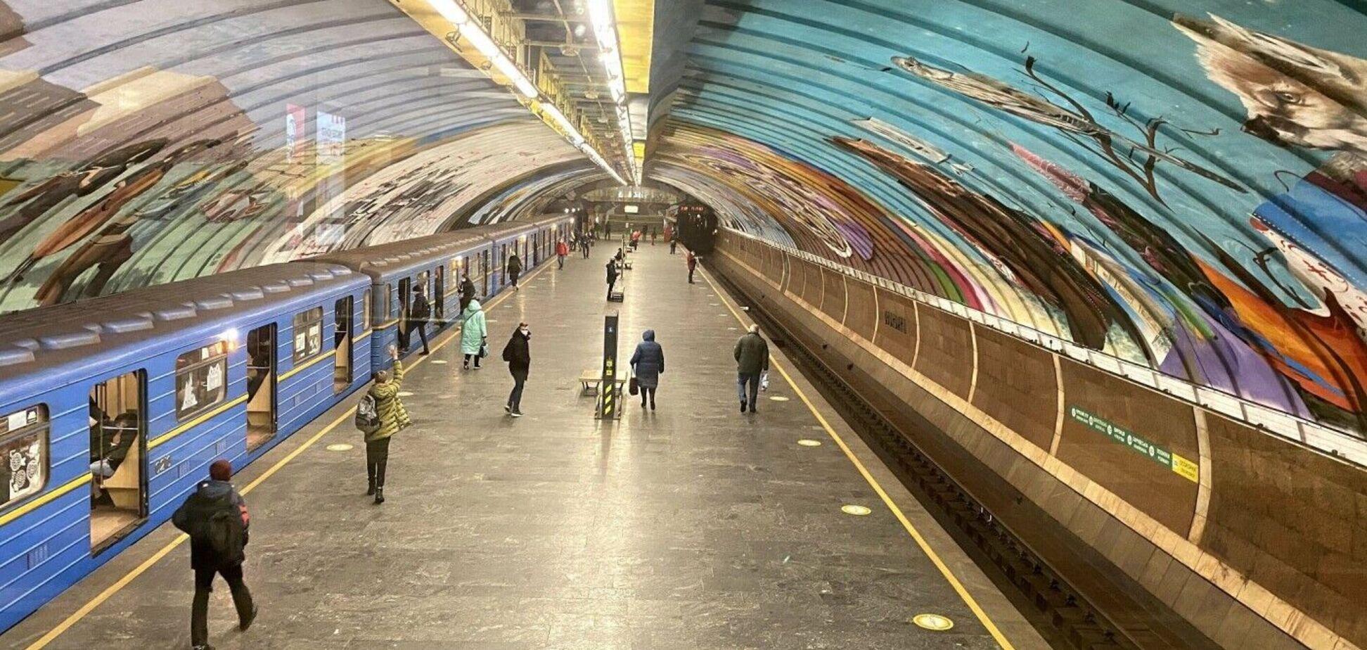 В киевском метрополитене отказались от зеленых карт – названа причина