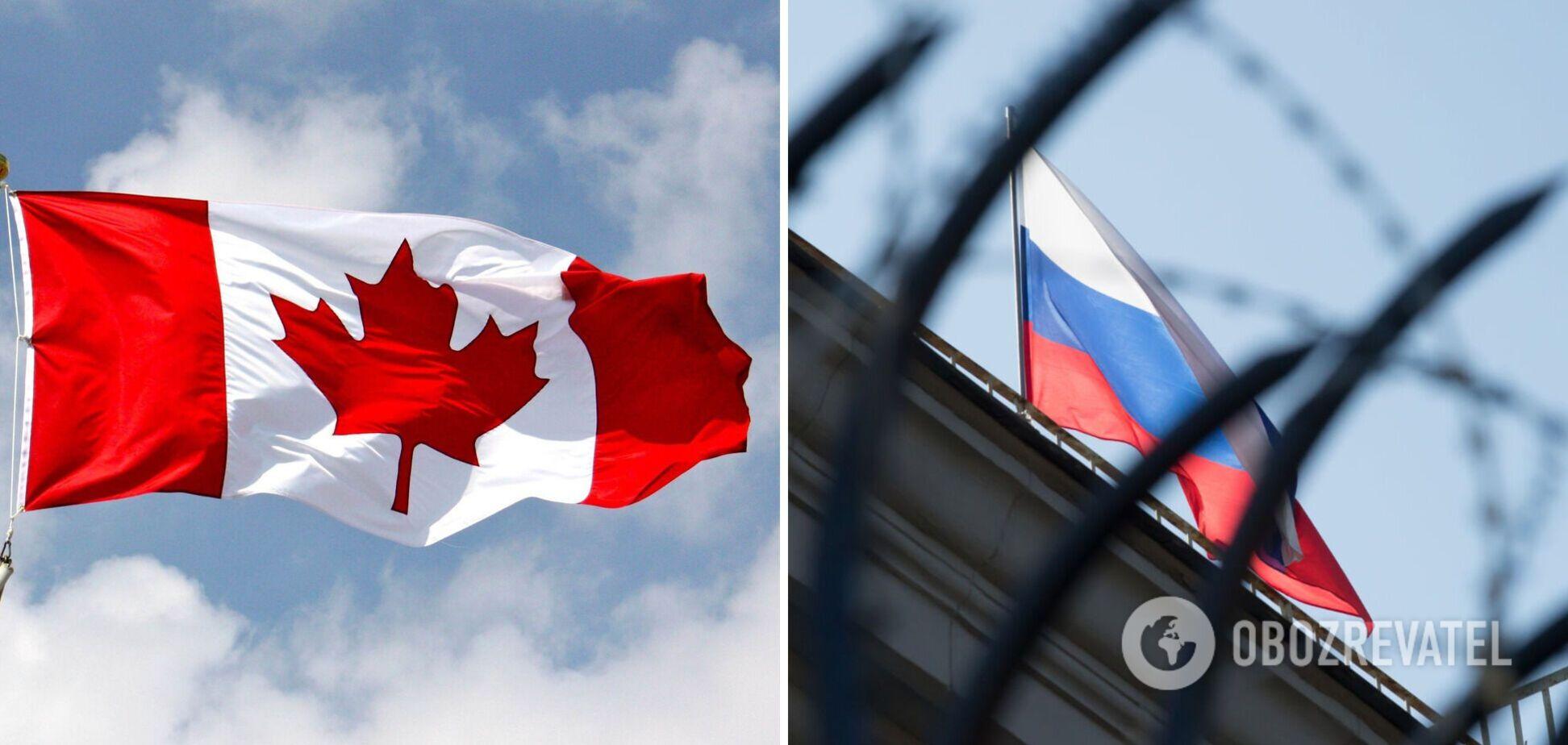 Канада ввела санкции против РФ