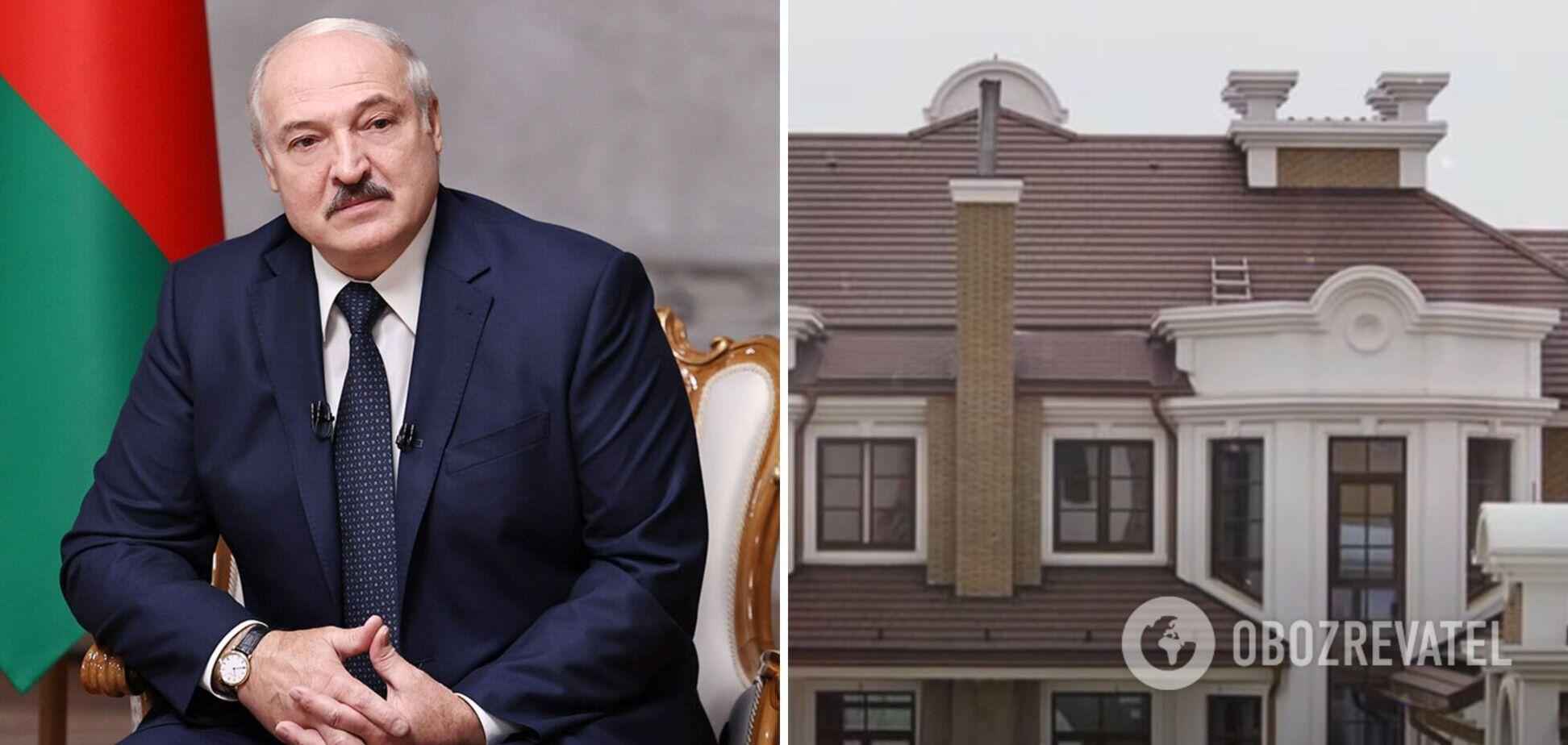 СМИ показали особняки Лукашенко. Фото и видео