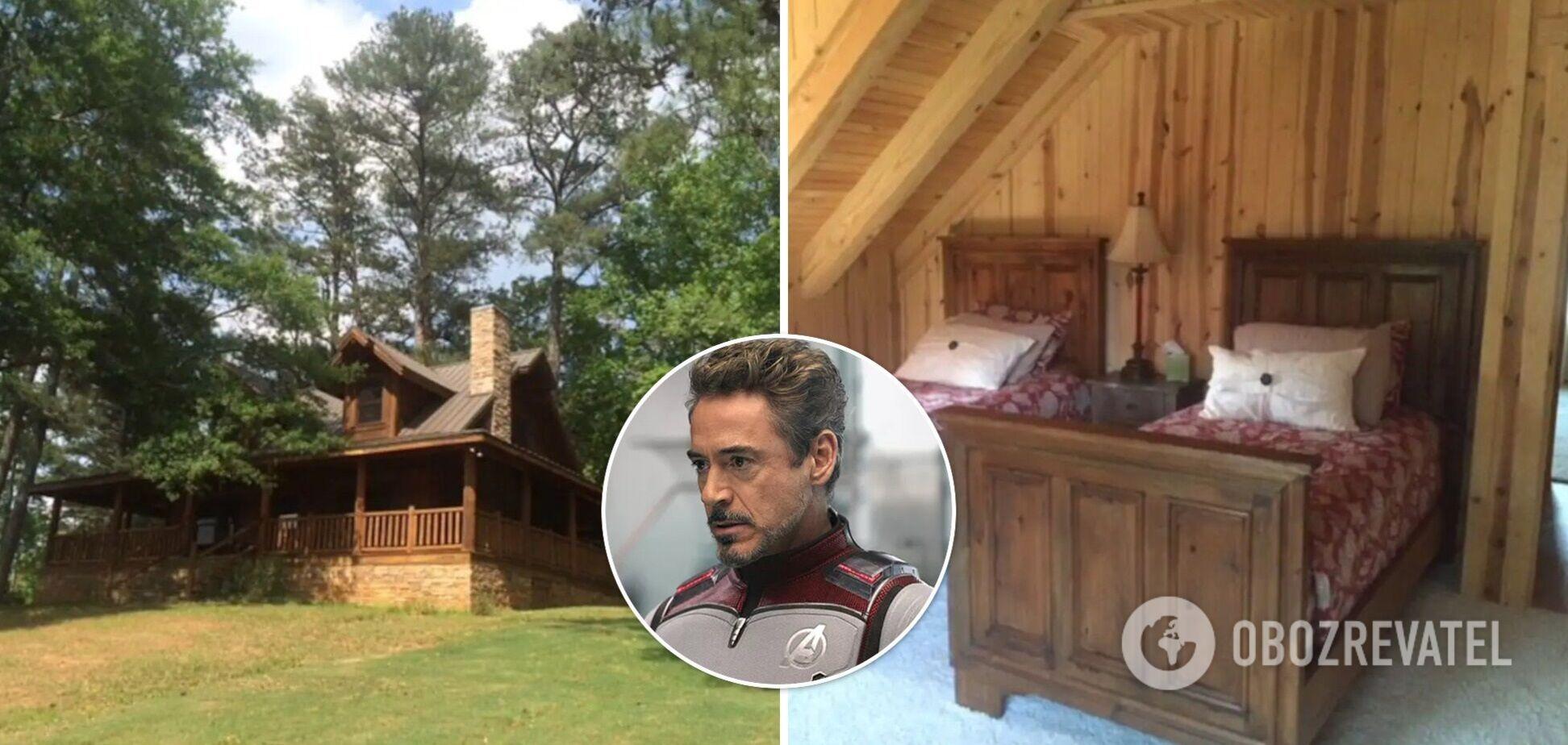 Дом Тони Старка сдается в аренду