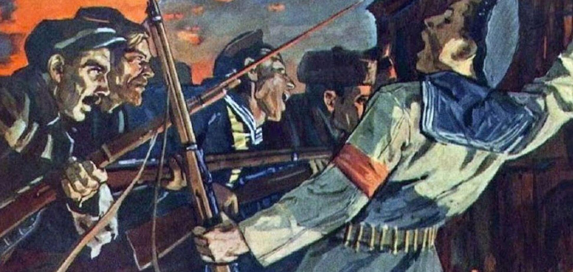 Головна таємниця СРСР: повсталий Кронштадт