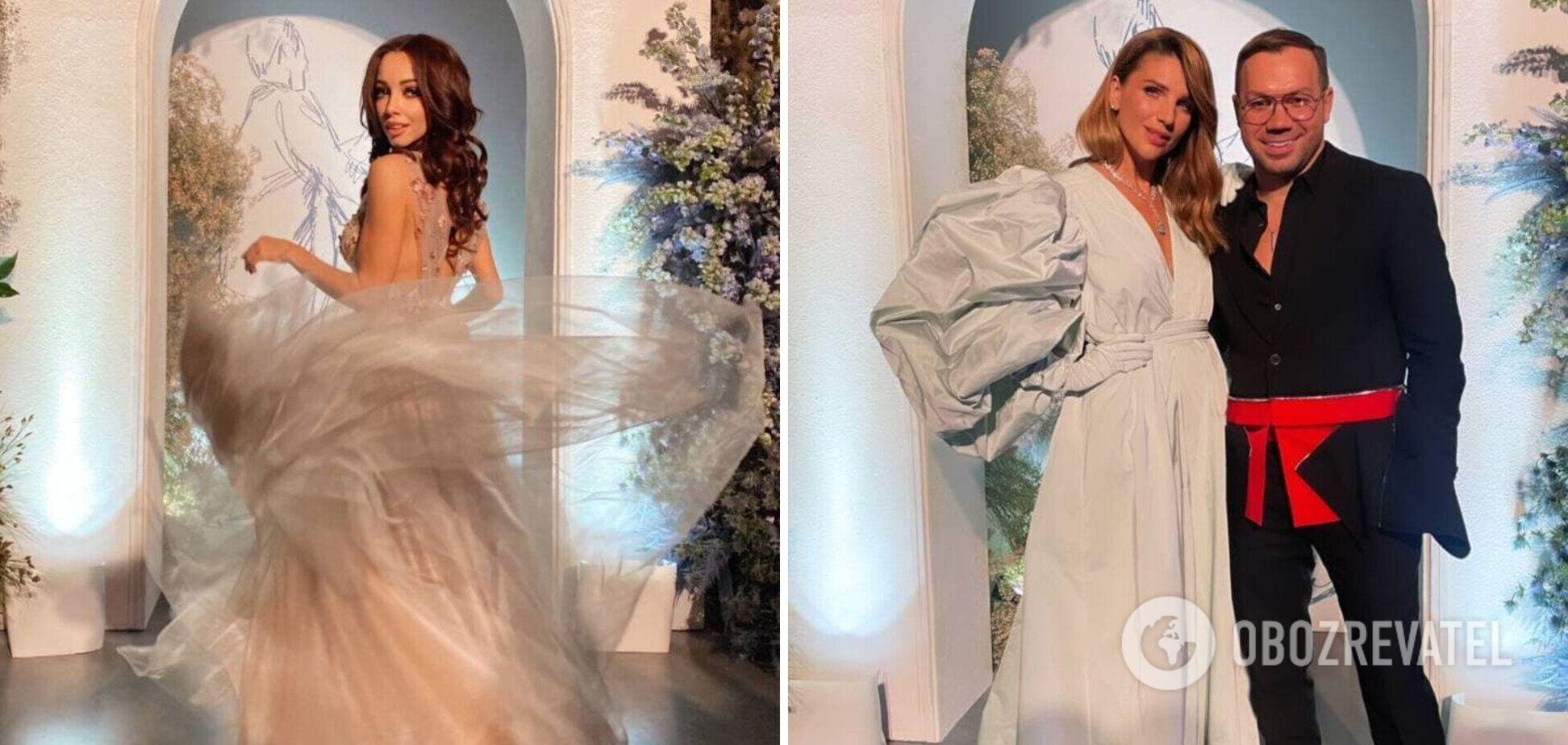 Украинские звезды в роскошных нарядах посетили бал известного дизайнера. Фото и видео