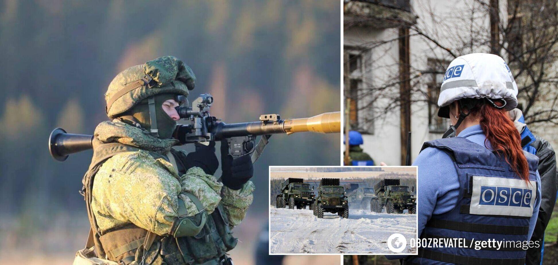 На Донбассе зафиксировали сотни нарушений 'тишины' и запрещенную технику врага