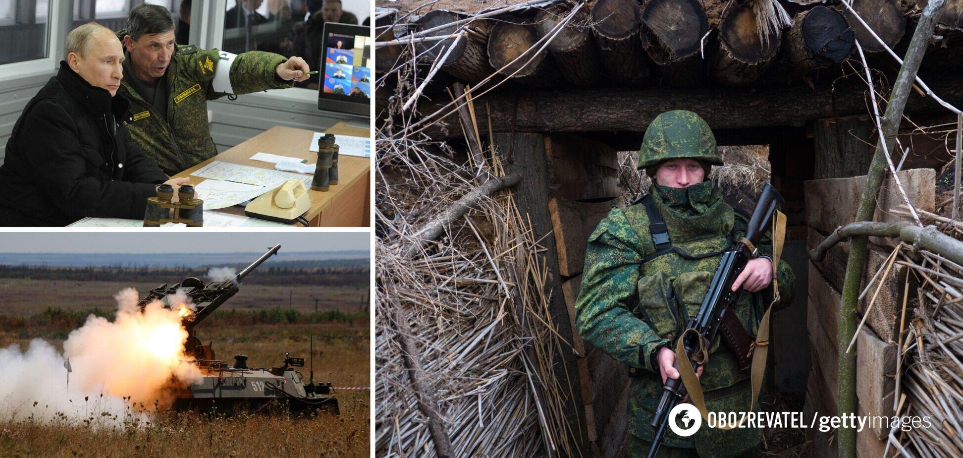 Кремль може завершити війну на Донбасі, але обирає брехню, – Арестович