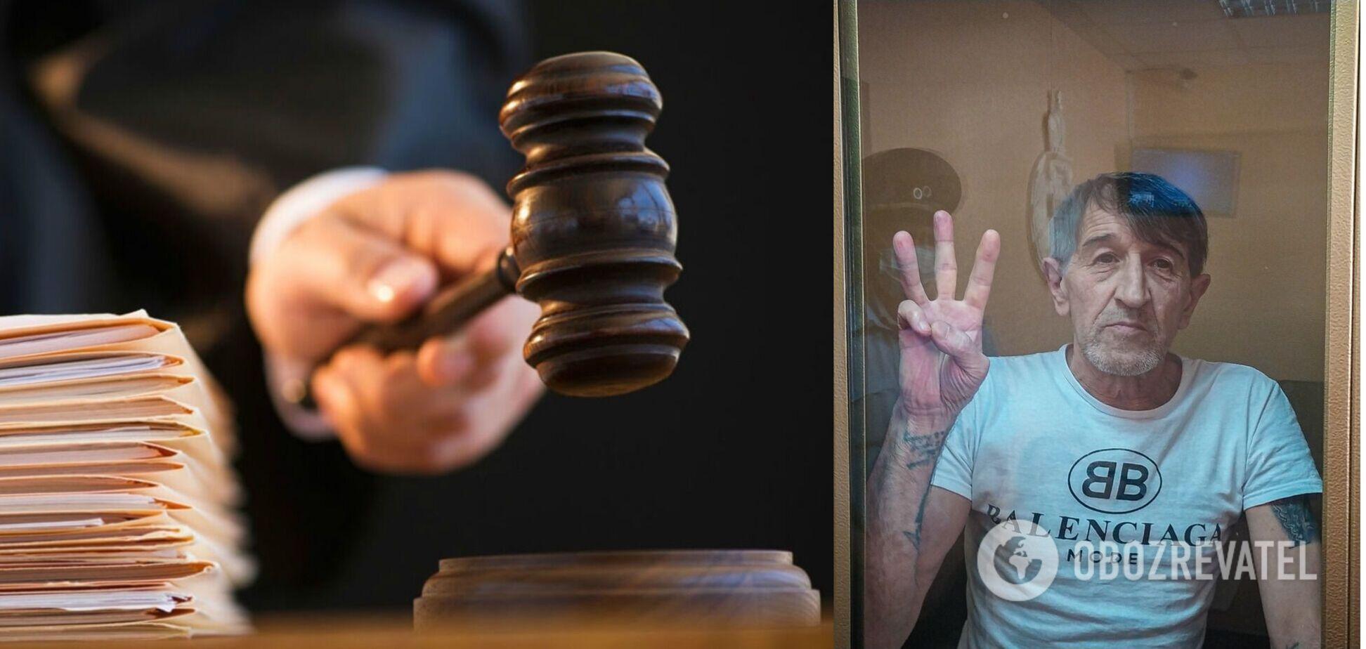 В России дали 5 лет тюрьмы узнику Кремля Приходько