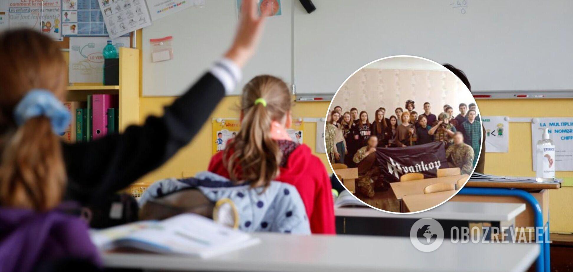 У Харкові через 'урок фашизму' в школі усунули директора. Фото