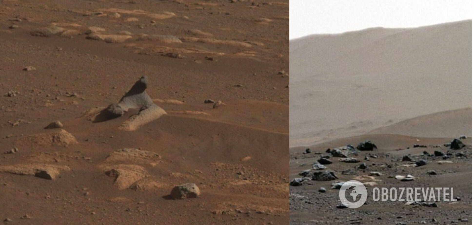 Perseverance відправив на Землю нові фото з Марса