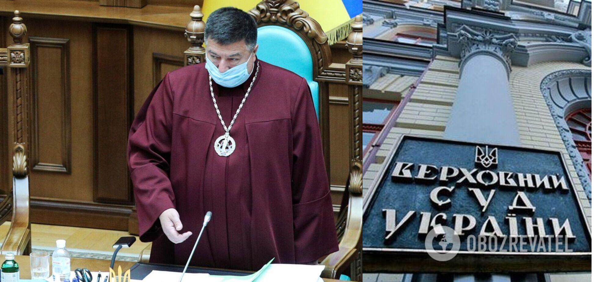 Верховний суд відмовився розглядати другий позов до Зеленського про усунення Тупицького
