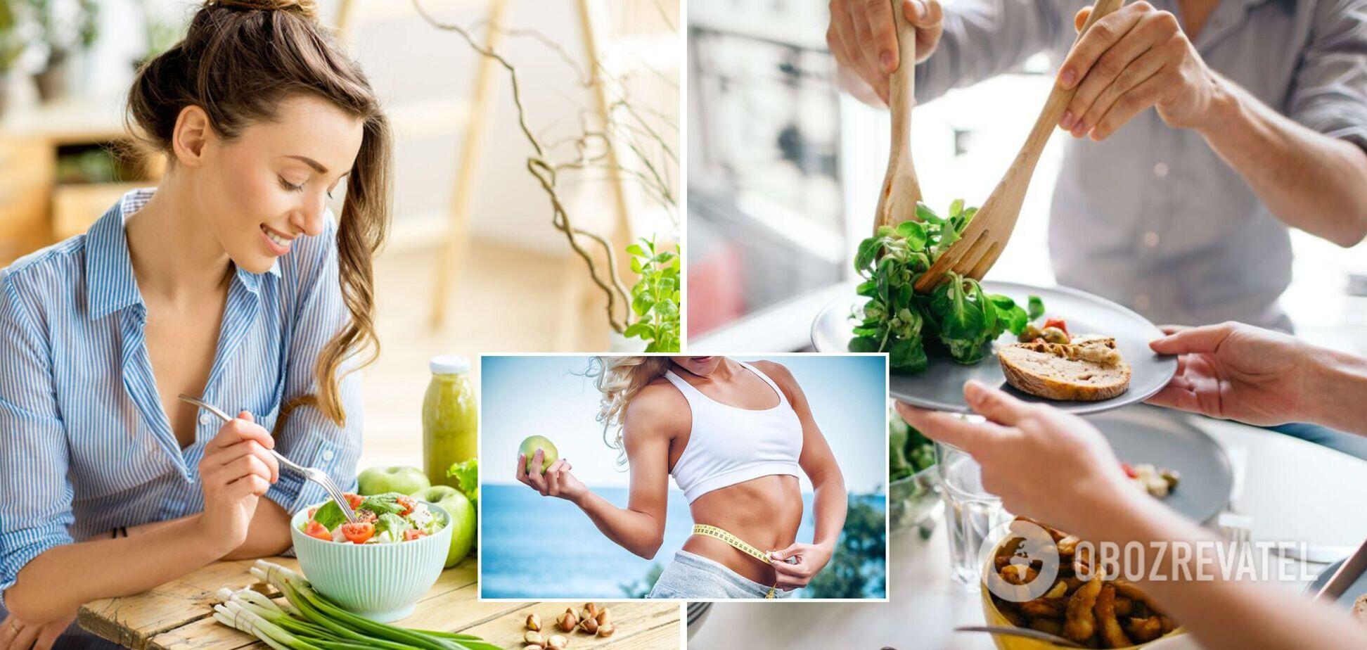 Як схуднути до літа: поради і лайфхаки від дієтологів