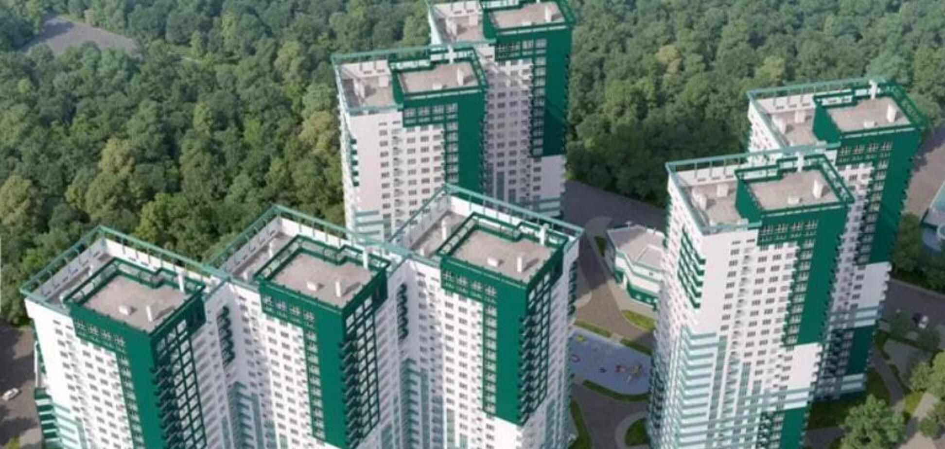 Суд дозволив будувати без дозволів прокурорський ЖК Альтаїр-3 в Одесі
