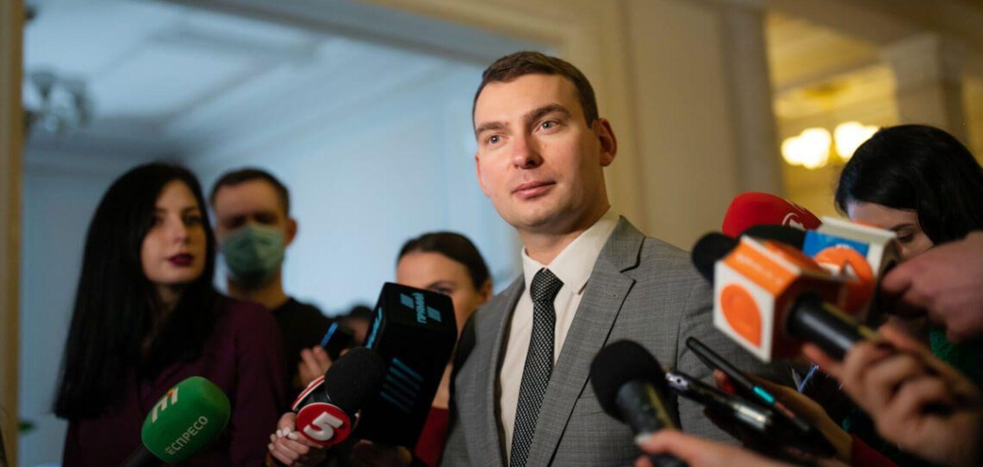В 'Голосе' настаивают на настоящий реформе судов: Железняк раскритиковал принятый законопроект