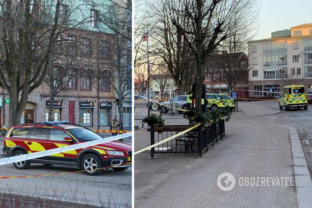 У Швеції чоловік із ножем напав на людей: 8 постраждалих