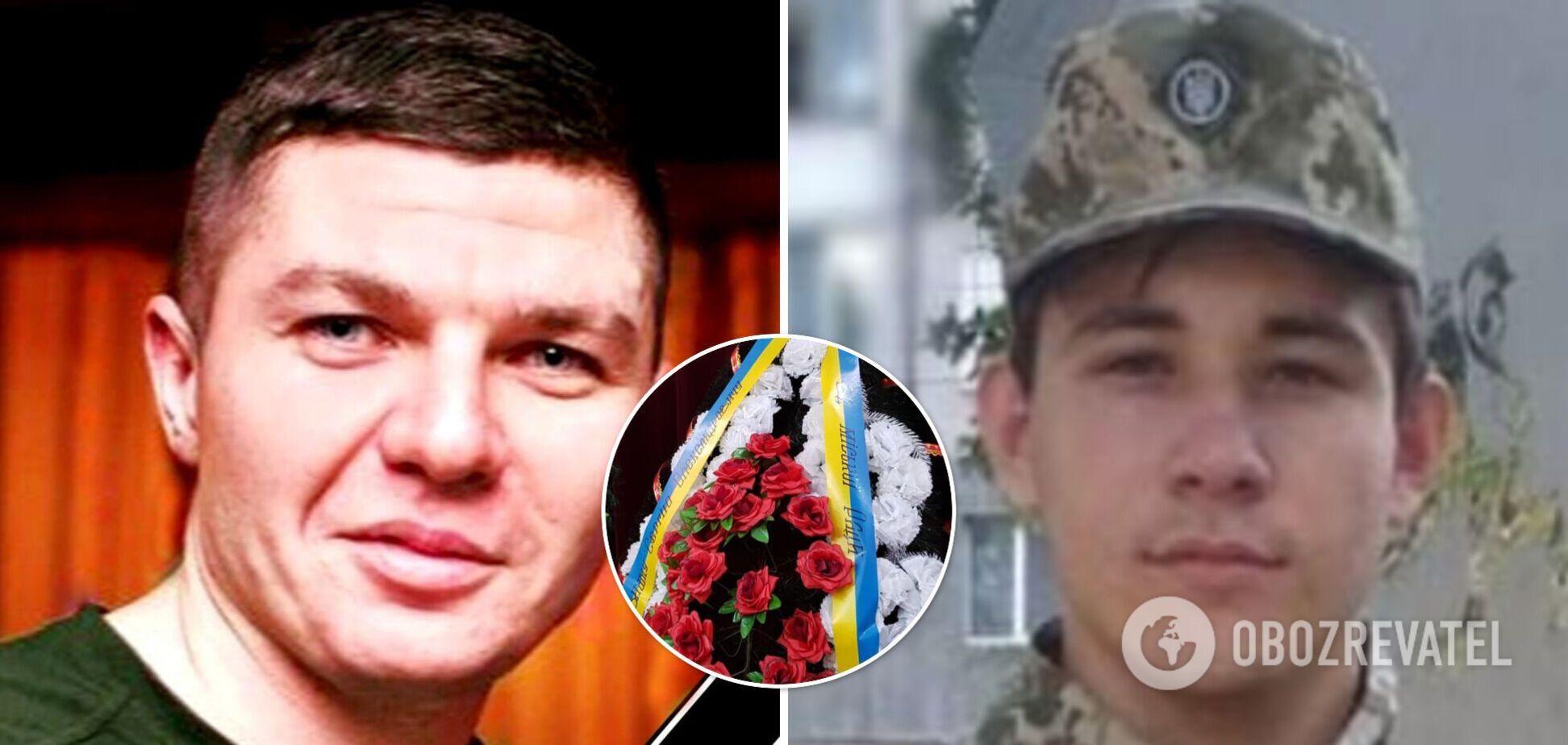 На Донбасі загинули воїни ЗСУ
