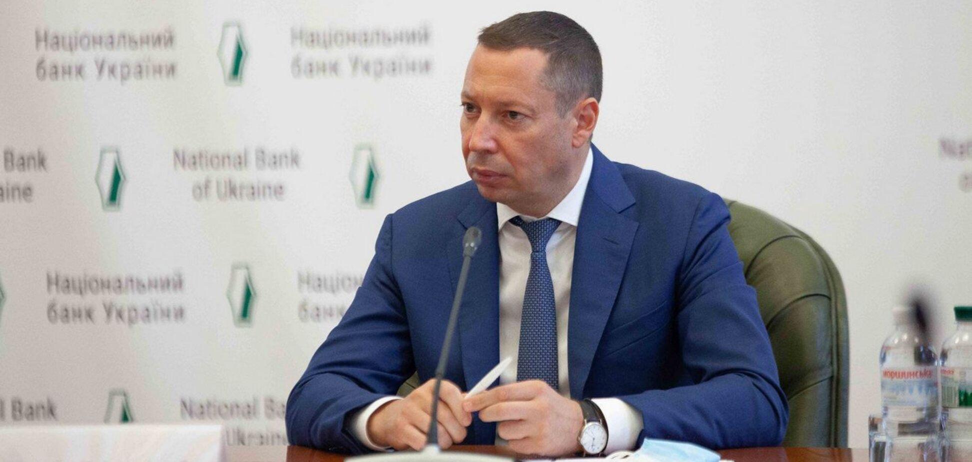 Голова НБУ Шевченко виступив протизакону щодо еквайрингу