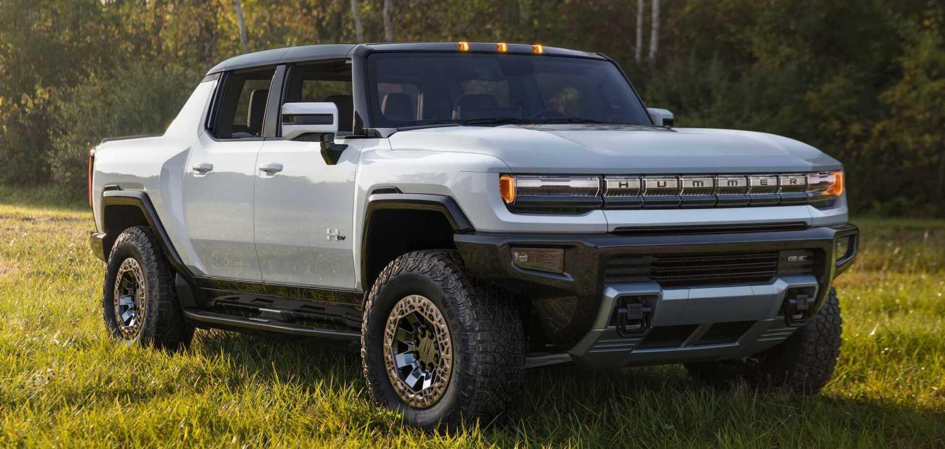 Hummer EV Edition 1