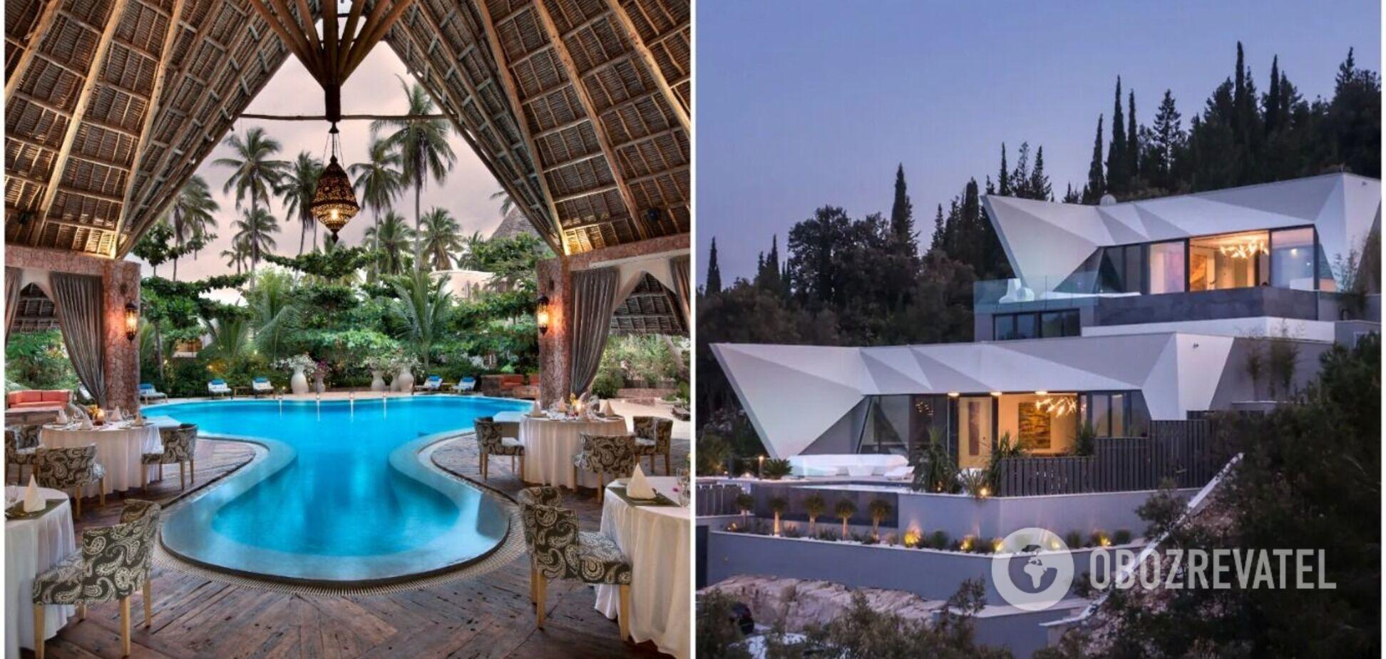 7 самых красивых домов мира, в которых можно остановиться. Фото