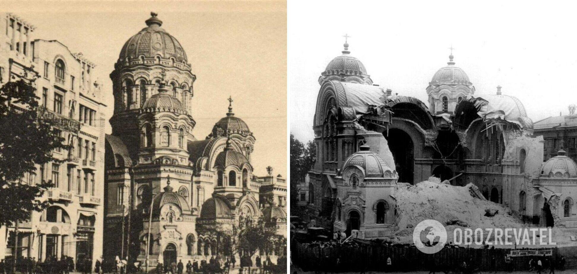 Николаевский собор в Харькове