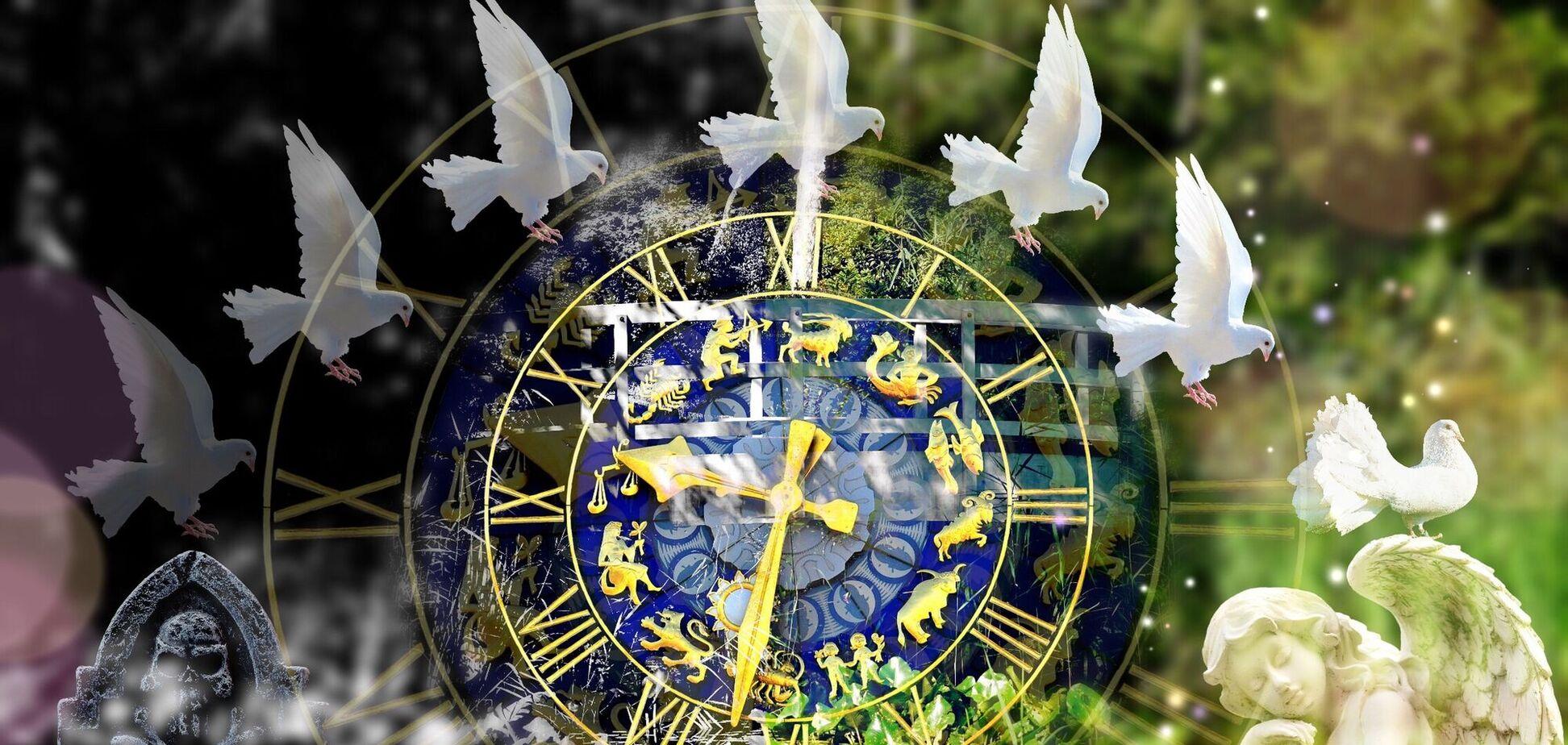 Астрологічний прогноз на квітень