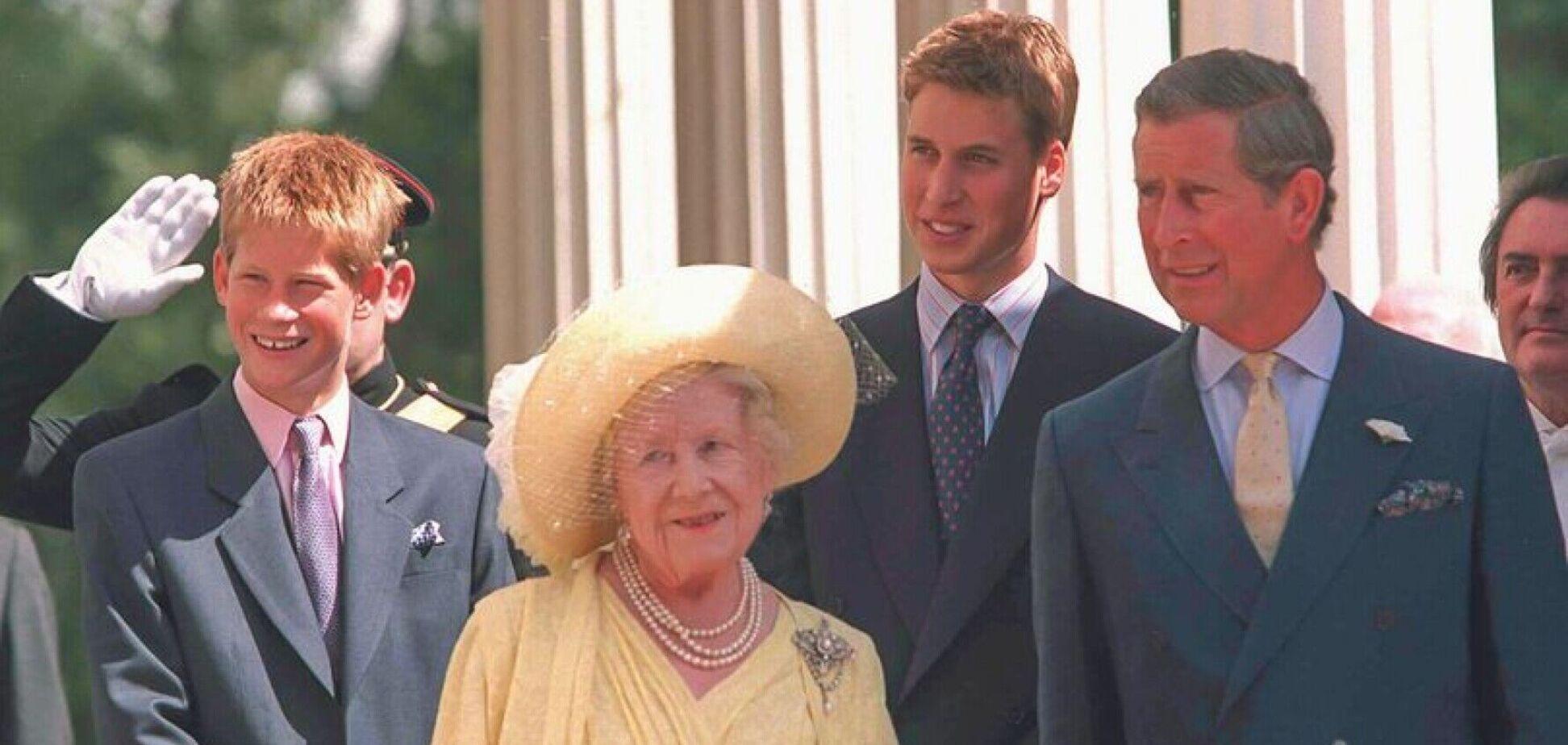Принц Гаррі отримав від королеви-матері значну частину спадщини