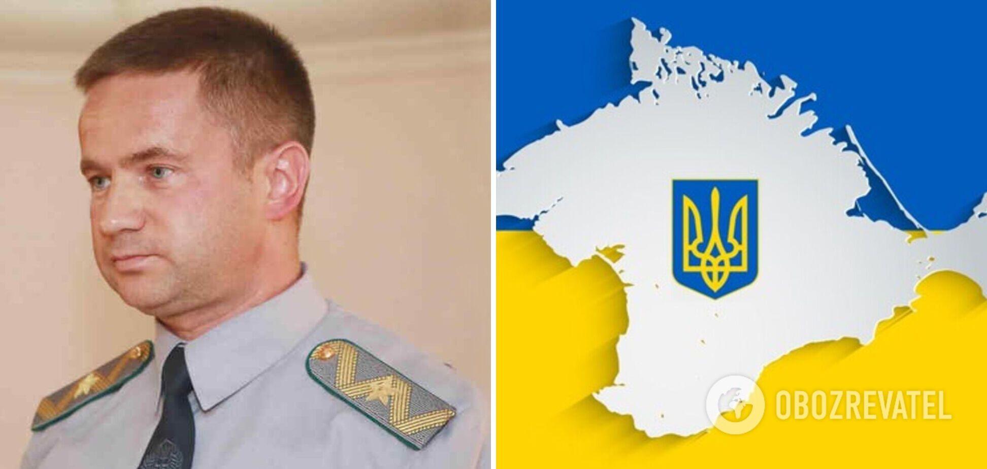 Член політради СН незаконно літає в Крим через Москву