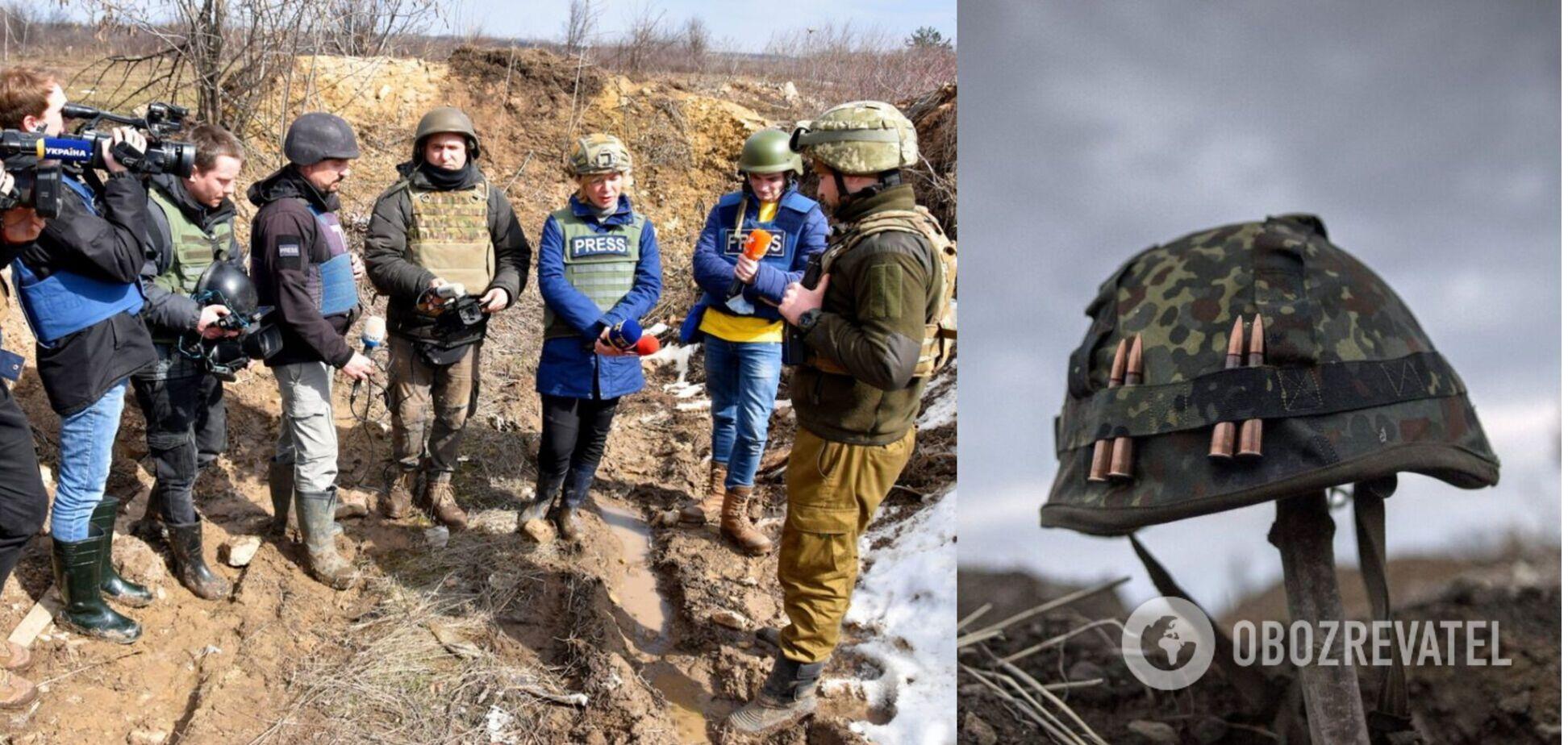 Військові ЗСУ – про обстріл під Шумами: це цинічне вбивство, ретельно спланована засідка