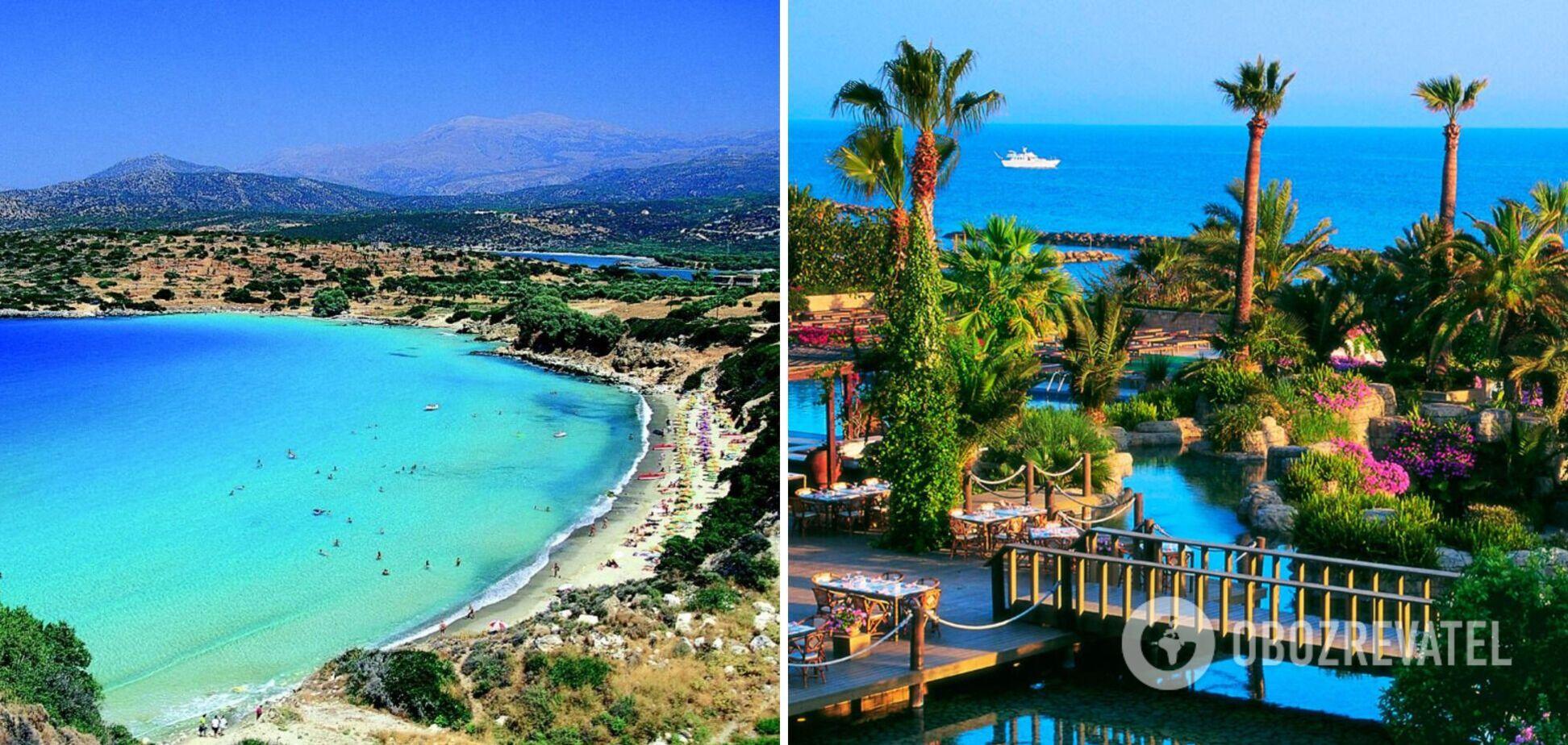 Неймовірні екзотичні краєвиди Кіпру заворожують