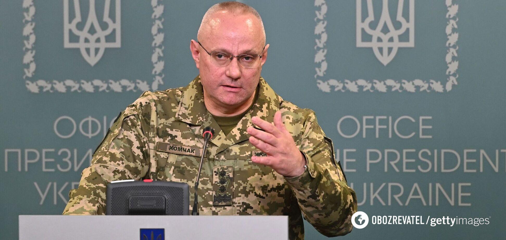 Хомчак відповів, як ЗСУ завадять Росії пробити коридор до Криму