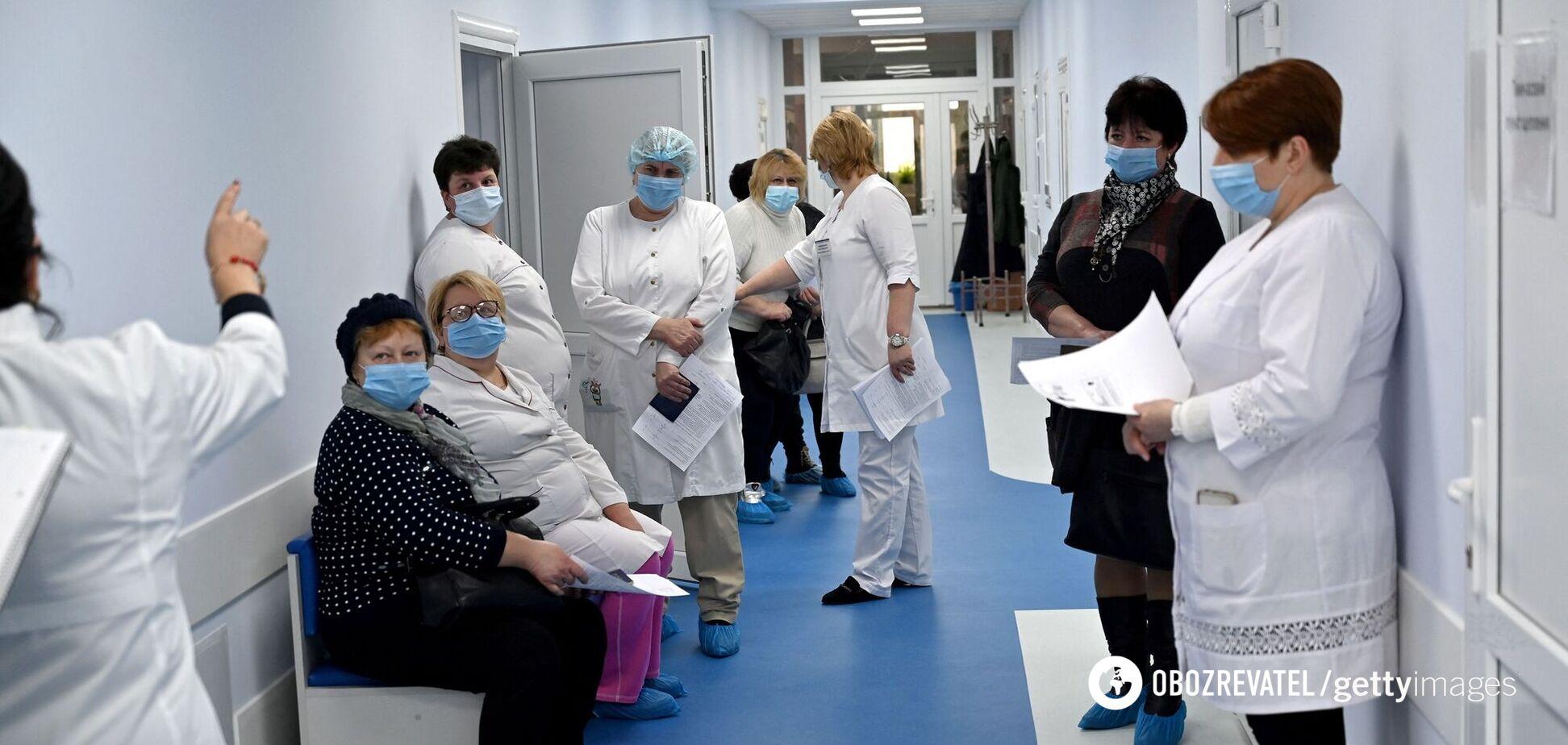 Ляшко запевнив, що в Україні можуть робити до 4 млн щеплень на місяць