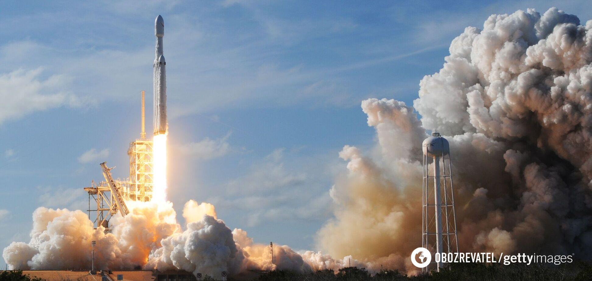 Прототип Starship компании SpaceX взорвался при посадке. Видео