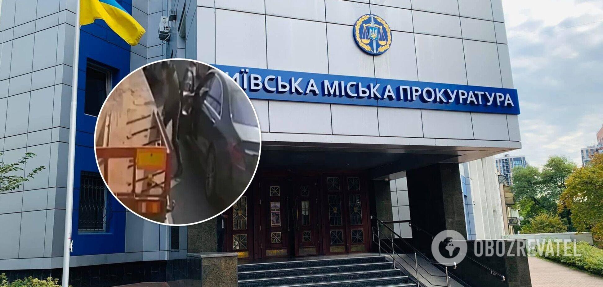 Подія сталася на проспекті Володимира Маяковського