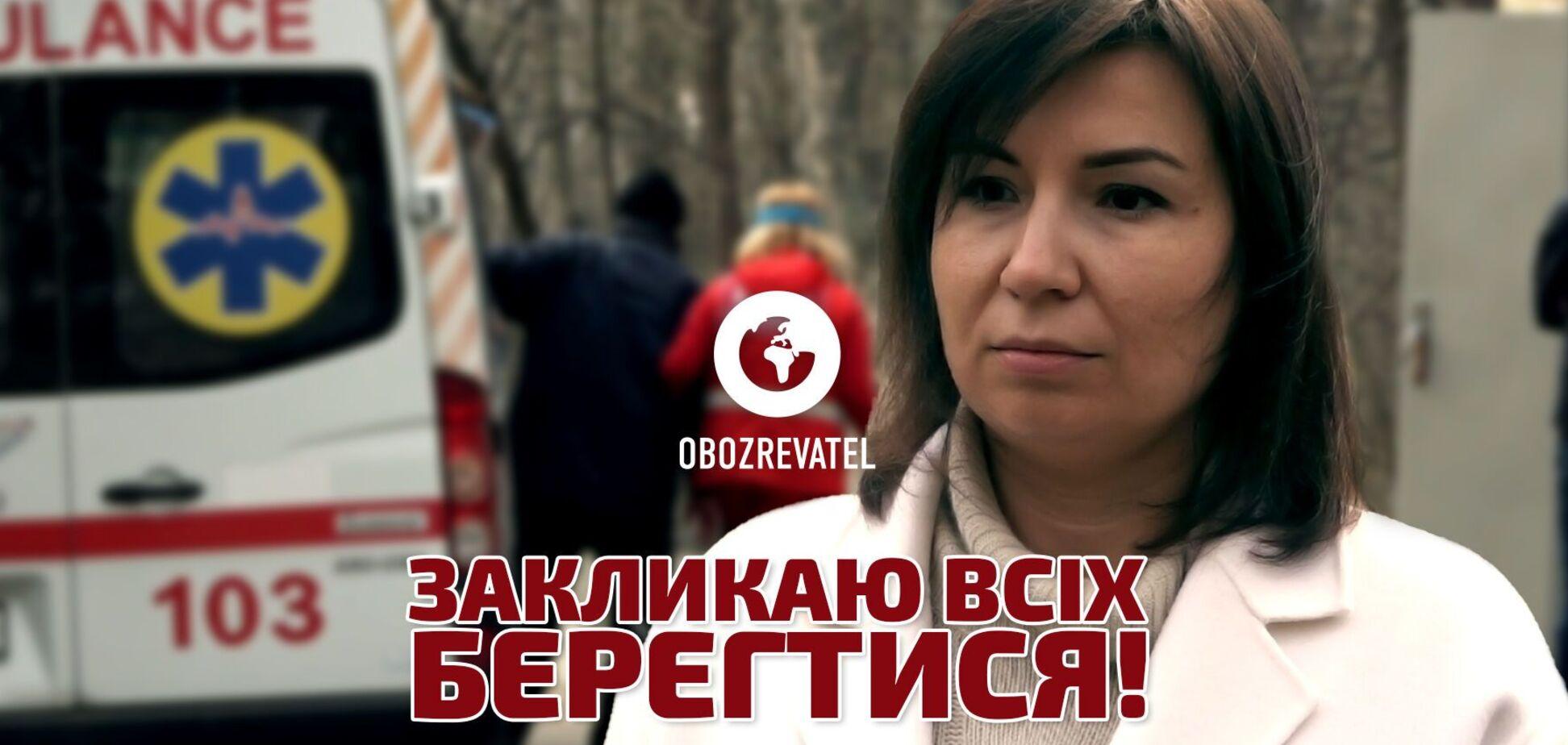 Тетяна Мостепан: Торік у реанімаціях не було стільки хворих до 30-40 років