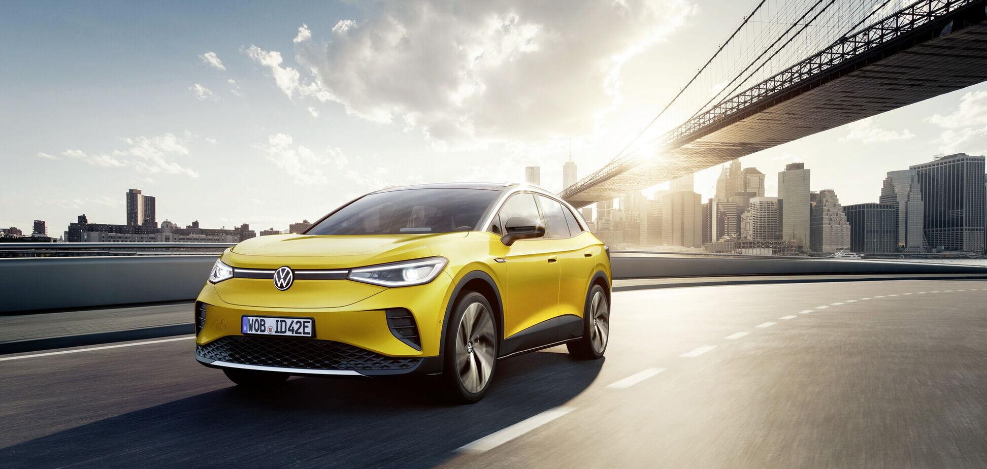 Volkswagen переименует свои электромобили в Voltswagen