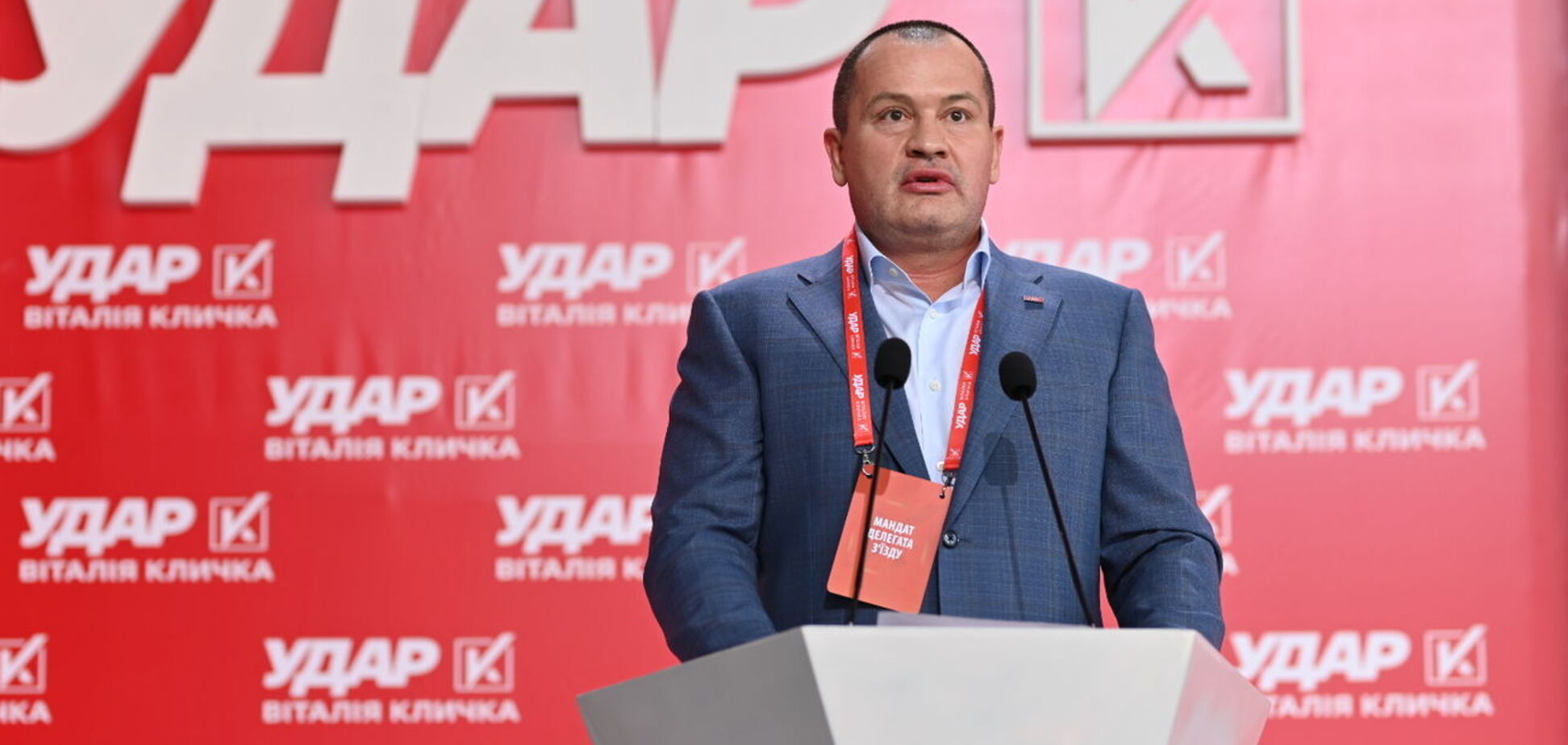 Палатный – соратник Кличко по политической деятельности и один из самых близких друзей