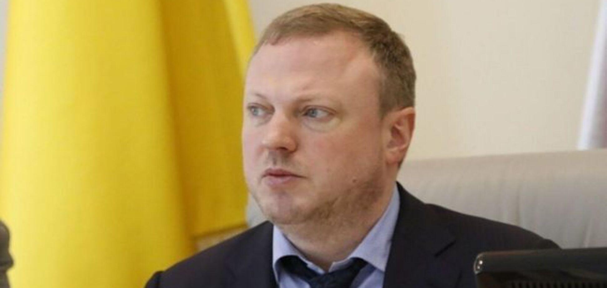 Проти Святослава Олійника відкрили кримінальне провадження у зв'язку з приватизацією Аульської хлоропереливної станції