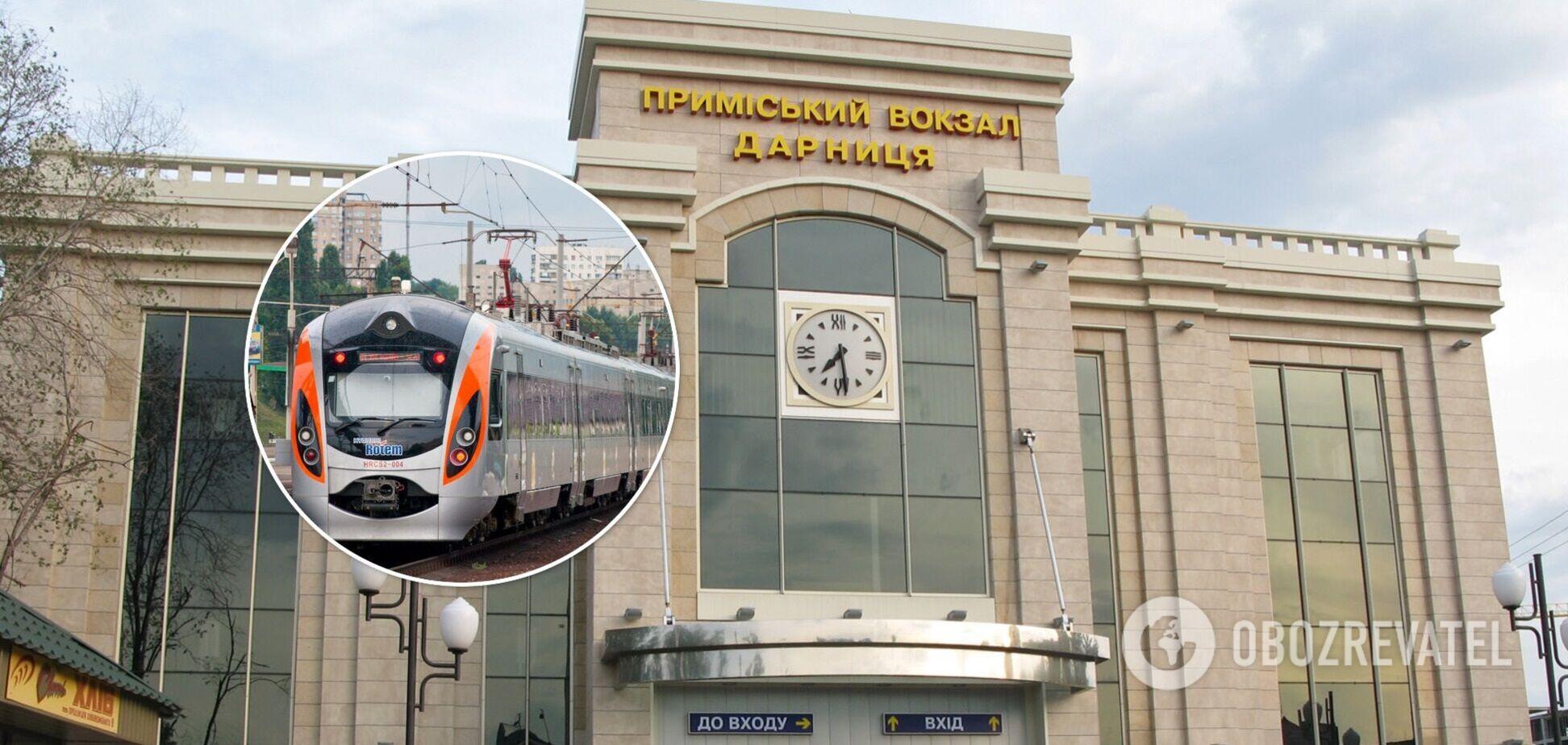 Потяги можуть прибути із запізненням на 1-2 години