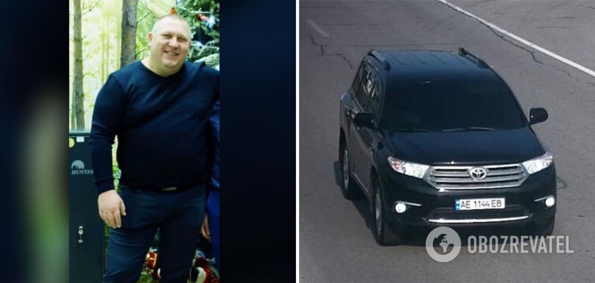 Анатолій Міщенко зник у Дніпрі