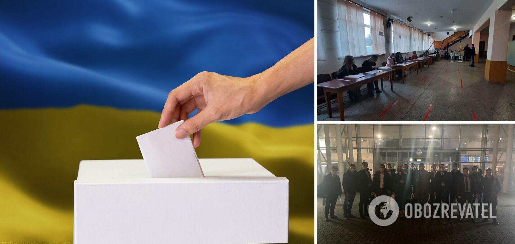 ЦИК притормозила подсчет голосов на довыборах в Раду: 'слуги' отправили депутатский десант на Прикарпатье