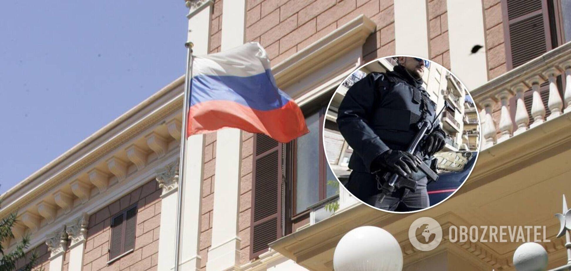 В посольстве РФ отреагировали на задержание дипломата в Италии