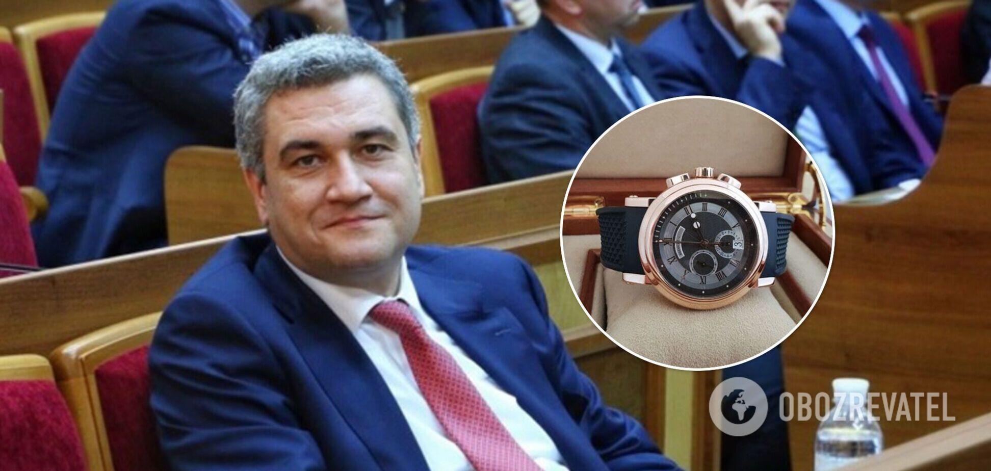 Анатолий Урбанский пришел в Раду в часах по цене квартиры