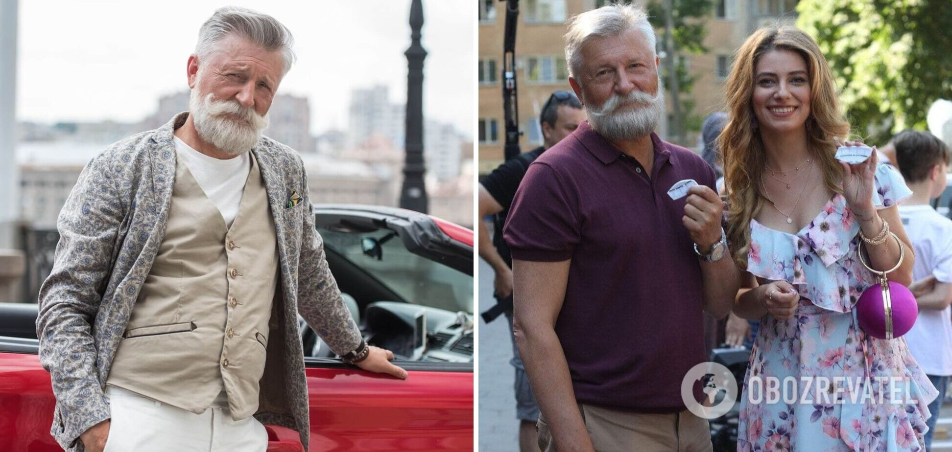 'Папик' 2 сезон: в сети показали, как снимались первые серии